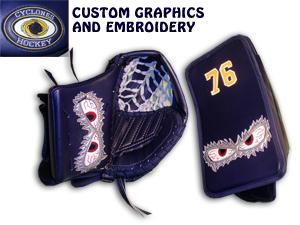 Glove graphics