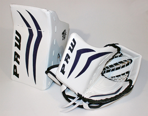P2000 Glove and Blocker