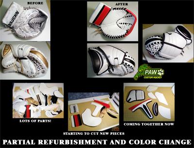 catch glove repairs
