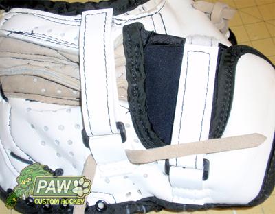straps added