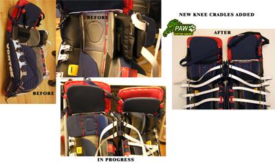 new knee cradles