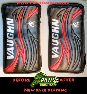 goal pad repairs