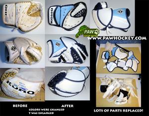 glove repairs