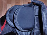 shoulder padding