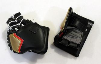 Minipads and gloves